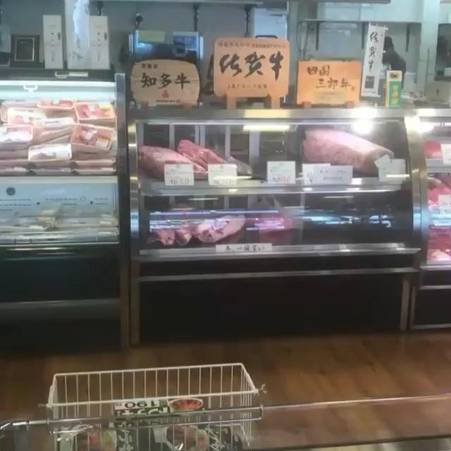 オープン前の様子です。スタッフ準備中。今週もお待ちしております!#丸富精肉店#丸富#精肉店#京都#西京極#THEBUTCHERSHOP#焼肉まる富#肉#肉スタグラム#焼肉#BBQ#instafood#滋賀#草津#佐賀牛#三郎牛#知多牛#熊本あか牛#一頭買い